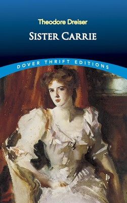 Cover for Sister Carrie (Dover Thrift Editions)