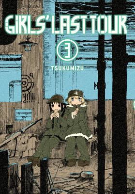 Cover for Girls' Last Tour, Vol. 3