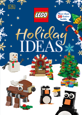 LEGO Holiday Ideas (Library Edition): More than 50 Festive Builds Cover Image