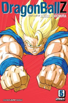 Dragon Ball Z, Vol. 05 (VIZBIG Edition) cover image