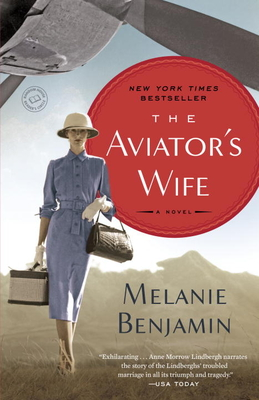 Cover for The Aviator's Wife