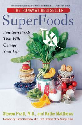 Superfoods RX Cover