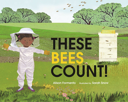 These Bees Count! Cover