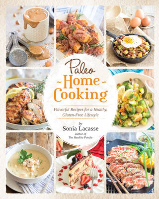 Paleo Home Cooking Cover
