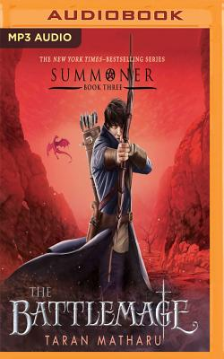 The Battlemage (Summoner Trilogy #3) Cover Image