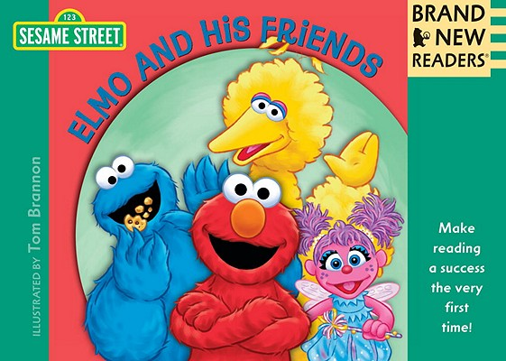 Elmo and His Friends Cover
