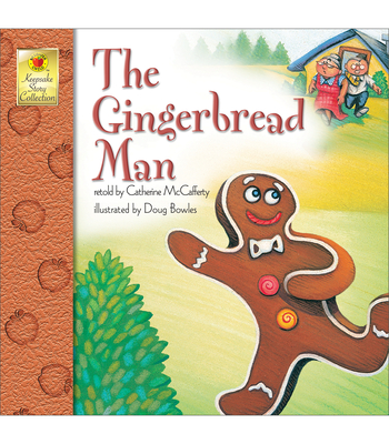 The Gingerbread Man (Keepsake Stories) Cover Image