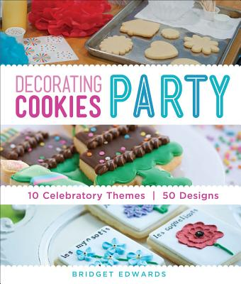 Decorating Cookies Party Cover