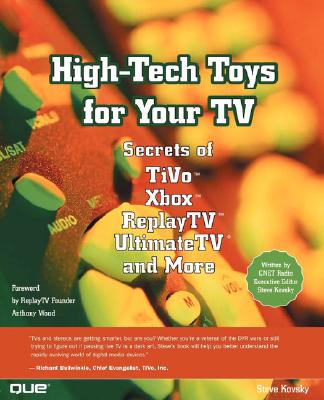 High-Tech Toys for Your TV Cover Image