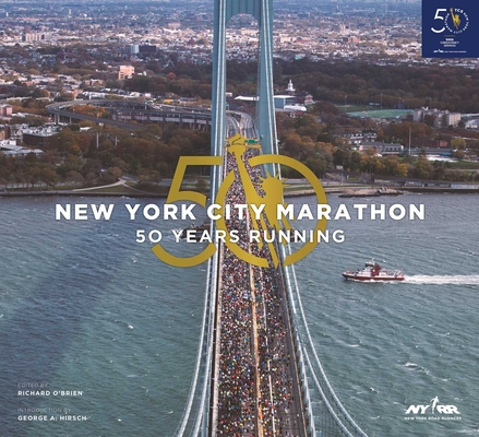 Cover for The New York City Marathon