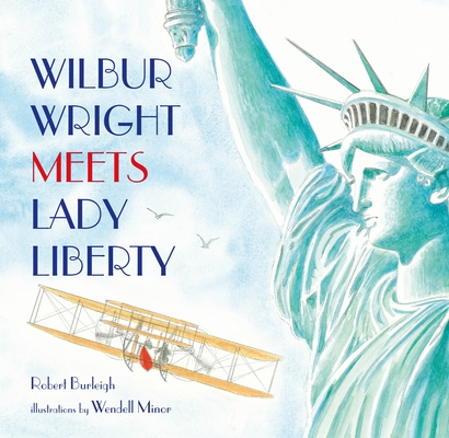 Wilbur Wright Meets Lady Liberty Cover Image