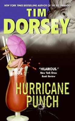 Hurricane Punch (Serge Storms #9) Cover Image