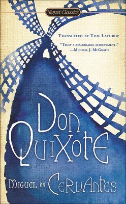 Don Quixote (Signet Classics) Cover Image