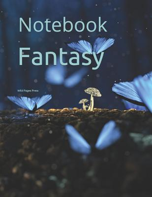 Fantasy: Notebook Cover Image