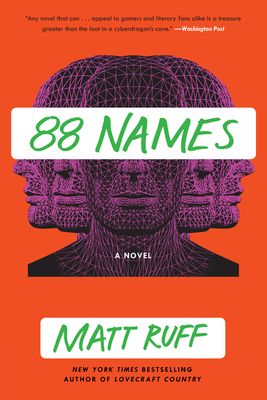 88 Names: A Novel Cover Image