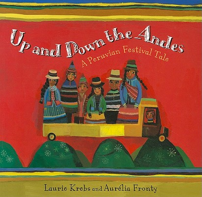 Cover for Up and Down the Andes