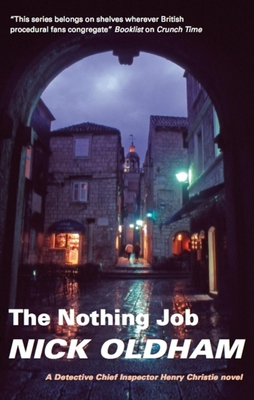 The Nothing Job Cover