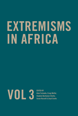 Extremisms in Africa Vol 3 Cover Image