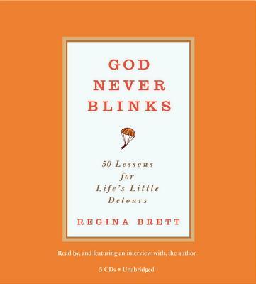 God Never Blinks Cover