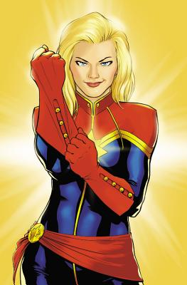 Cover of Captain Marvel: Earth's Mightiest Hero