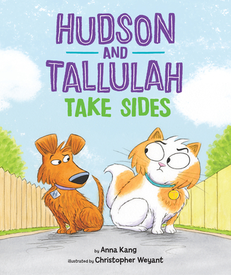 Hudson and Tallulah Take Sides Cover Image