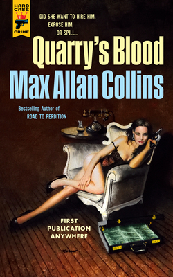 Cover for Quarry's Blood