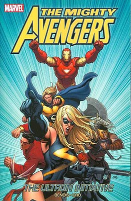 Mighty Avengers, Volume 1 Cover