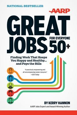 Great Jobs for Everyone 50+ Cover