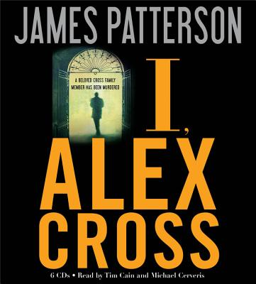 I, Alex Cross Cover