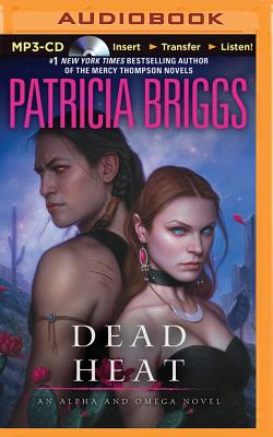 Dead Heat (Alpha and Omega #4) Cover Image