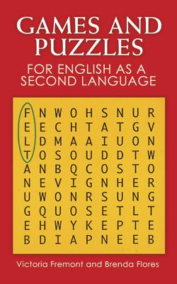 Games and Puzzles for English as a Second Language Cover Image