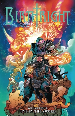 Cover for Birthright Volume 8