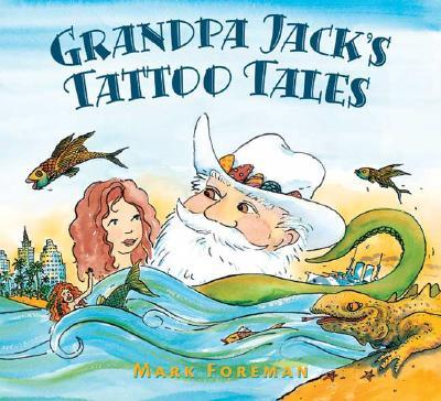 Grandpa Jack's Tattoo Tales Cover