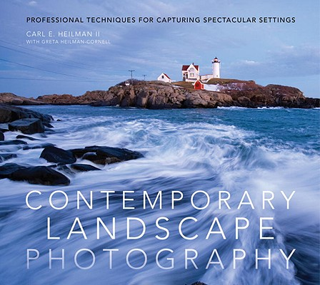 Contemporary Landscape Photography Cover