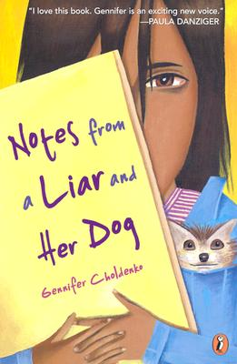 Notes from a Liar and Her Dog Cover Image