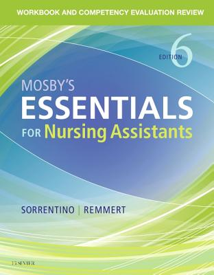 Workbook and Competency Evaluation Review for Mosby's Essentials for Nursing Assistants Cover Image