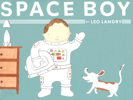 Space Boy Cover