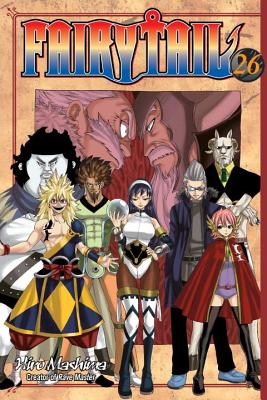 Fairy Tail V26 Cover