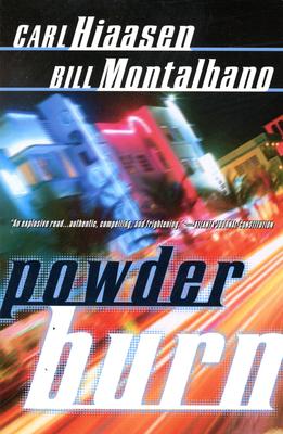 Powder Burn Cover