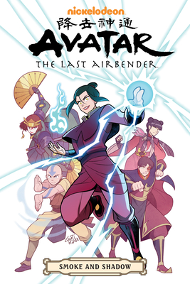 Avatar: The Last Airbender--Smoke and Shadow Omnibus Cover Image