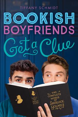 Get a Clue: A Bookish Boyfriends Novel Cover Image
