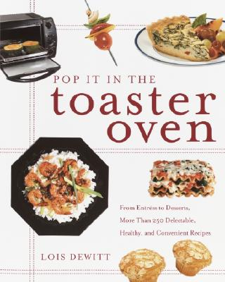 Pop It in the Toaster Oven Cover