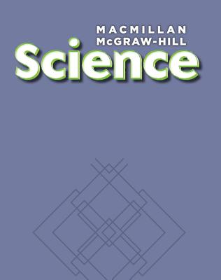 MacMillan/McGraw-Hill Science, Grade 2, Vocabulary Cards Cover Image