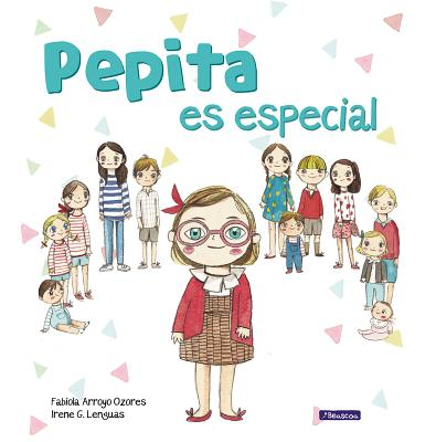 Pepita es especial / Pepita is Special Cover Image