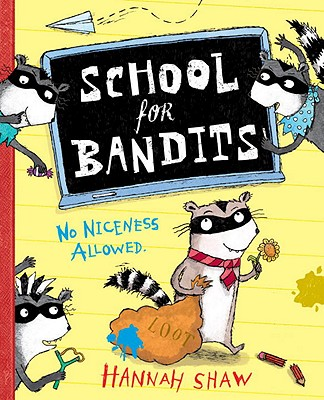School for Bandits Cover