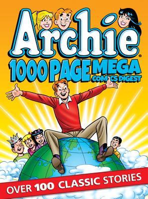 Archie 1000 Page Comics Mega-Digest (Archie 1000 Page Digests) Cover Image