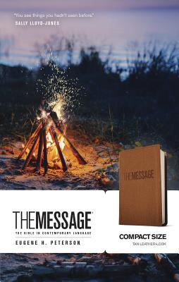 Message-MS-Numbered: The Bible in Contemporary Language Cover Image
