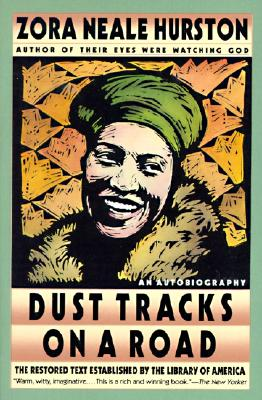 Dust Tracks on a Road: An Autobiography Cover Image