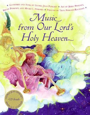 Music from Our Lord's Holy Heaven [With CD (Audio)] Cover