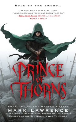 Prince of Thorns Cover